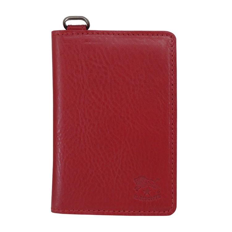 イルビゾンテ IL BISONTE カードケース 定期入れ C1153 並行輸入品|collectioncasestore|18