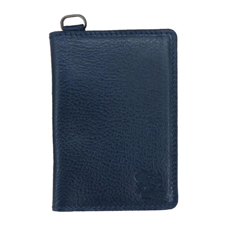 イルビゾンテ IL BISONTE カードケース 定期入れ C1153 並行輸入品|collectioncasestore|20