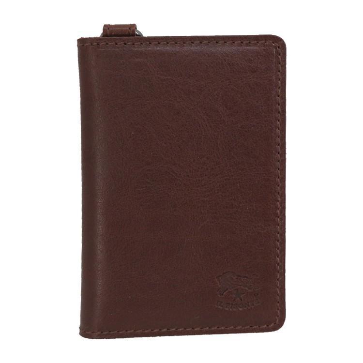 イルビゾンテ IL BISONTE カードケース 定期入れ C1153 並行輸入品|collectioncasestore|21