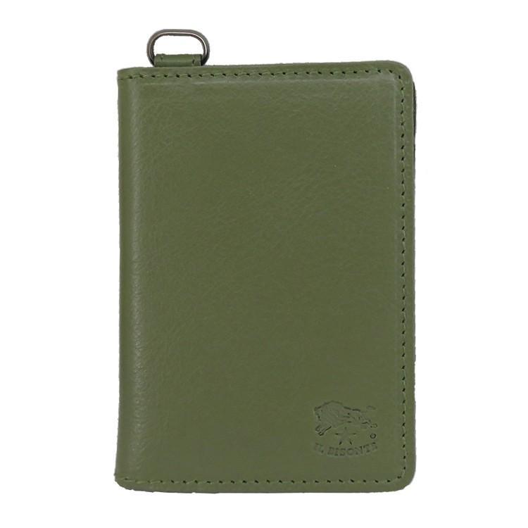 イルビゾンテ IL BISONTE カードケース 定期入れ C1153 並行輸入品|collectioncasestore|22
