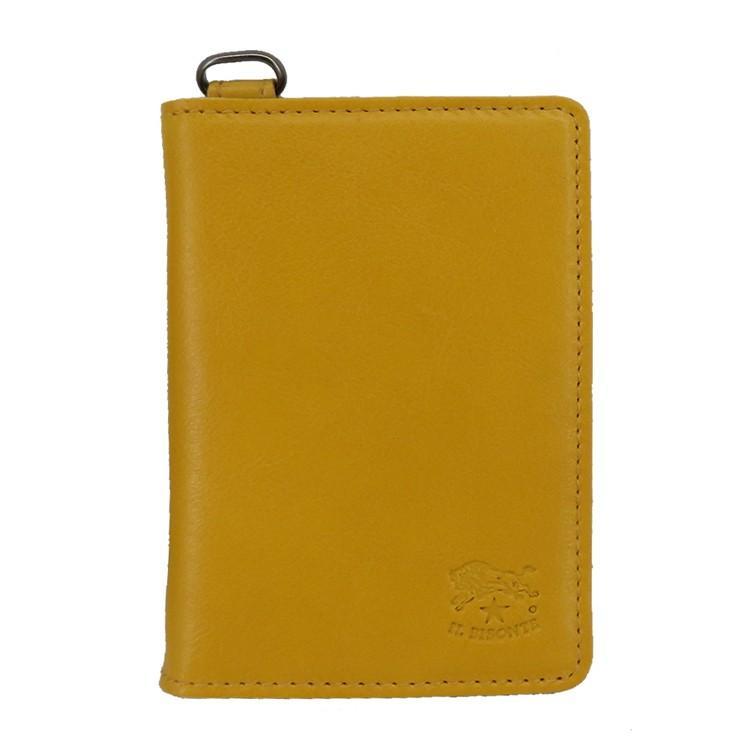 イルビゾンテ IL BISONTE カードケース 定期入れ C1153 並行輸入品|collectioncasestore|23