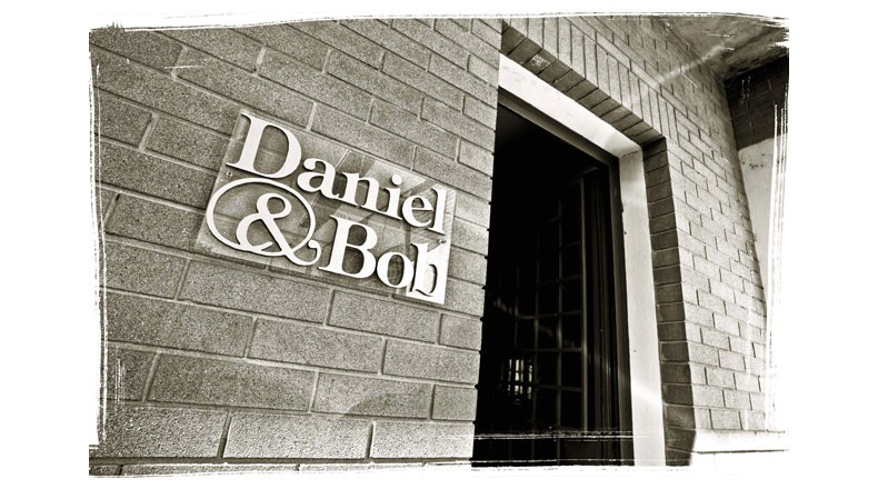 ダニエル&ボブ