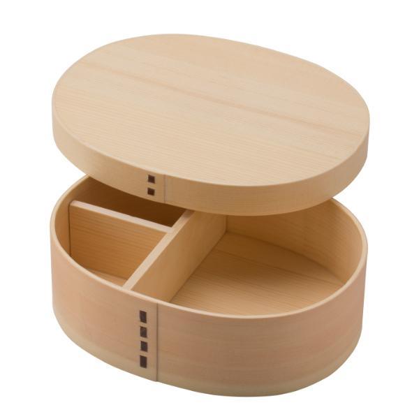 お弁当箱 曲げわっぱ 1段 900ml 大判 ( 木製 ランチボックス 弁当箱 一段 わっぱ 大人 男子 大容量 ) colorfulbox 08