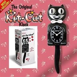 オリジナルキットキャットクロック Kit-Cat Klock 販売 アメリカ製 アメリカ雑貨