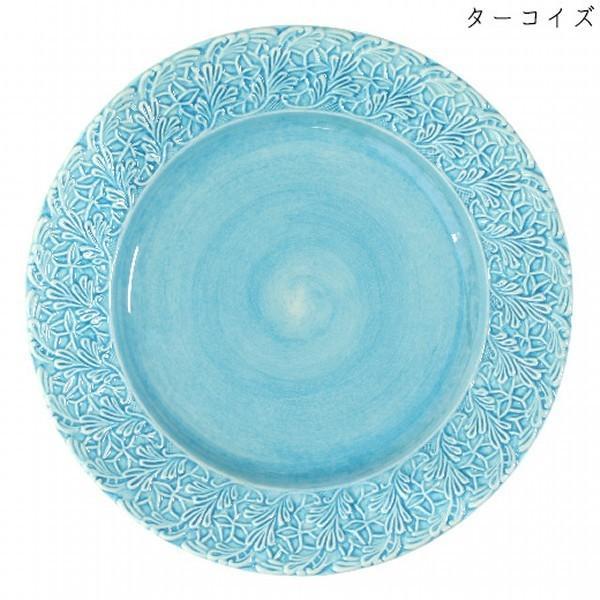 プレート 皿 北欧食器 マチュース レース プレート 25cm アンティーク調|comfy-shop|24