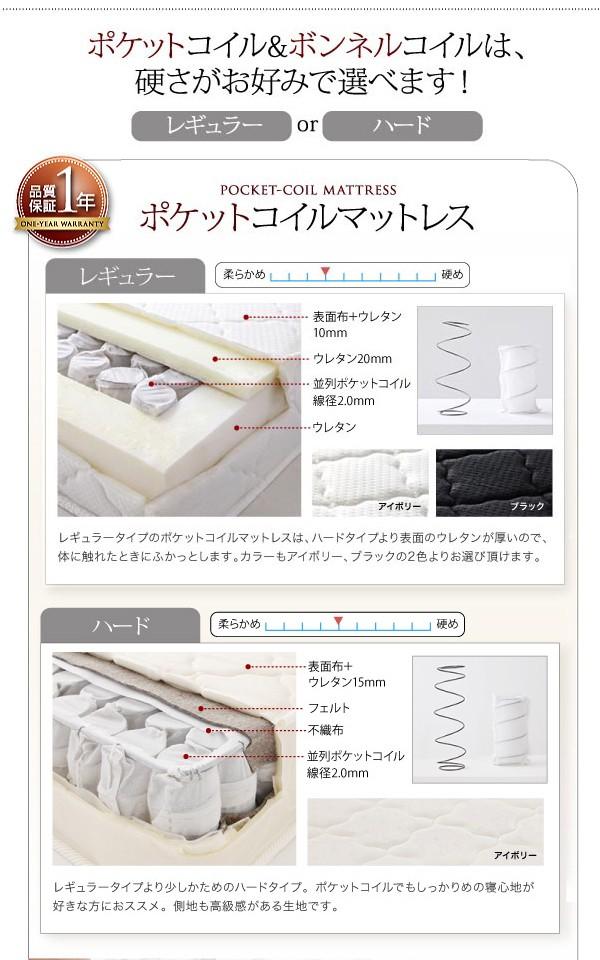 収納ベッド 収納付きベッド シングルベッド ベッド シングル マットレス付き 下収納 ベッド 画像12
