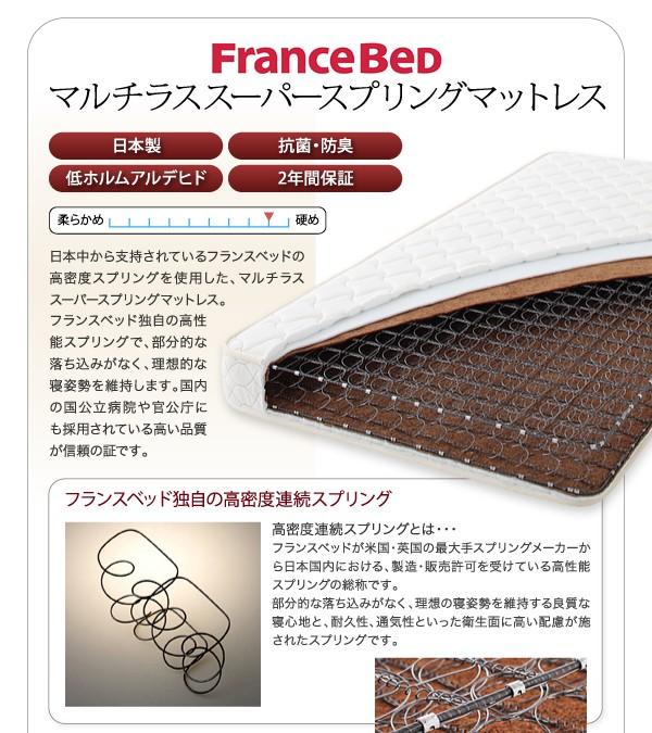 収納ベッド 収納付きベッド シングルベッド ベッド シングル マットレス付き 下収納 ベッド 画像17