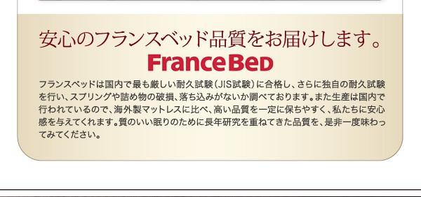 ダブルベッド ベッド ダブル マットレス付き フロアベッド ローベッド 画像21