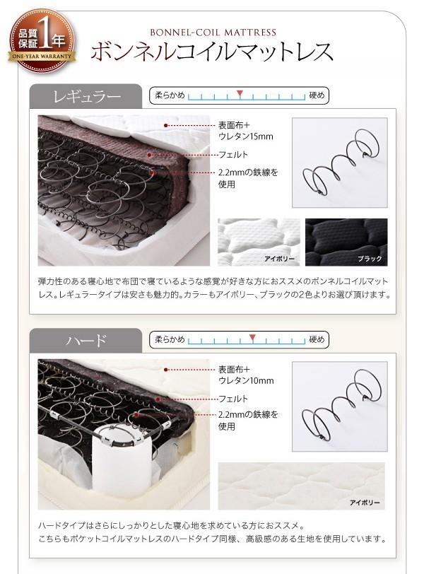 【送料無料】棚・コンセント付き収納ベッド【Umbra】アンブラ 画像11