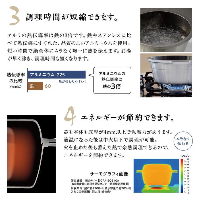 マイスター,あわせ釜,20cm,A-2211