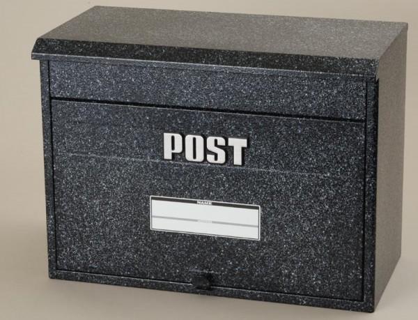 郵便 ポスト おしゃれ 郵便受け 箱 黒みかげ