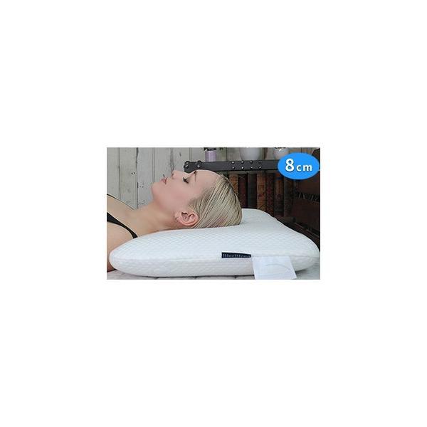 枕 まくら 父の日 ギフト おすすめ 首こり 肩こり 快眠枕 ブルーブラッド3D体感ピロー BlueBlood|coolzon|23
