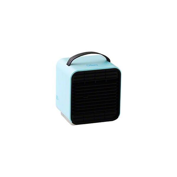 ベビーカー 扇風機 延長保証+1年  充電 静音 冷風機 保冷剤 卓上 冷風扇 コンパクト 小型 USB 充電式ミニ ポータブル エアコン クーラー 赤ちゃん Qurra クルラ|coroya|23