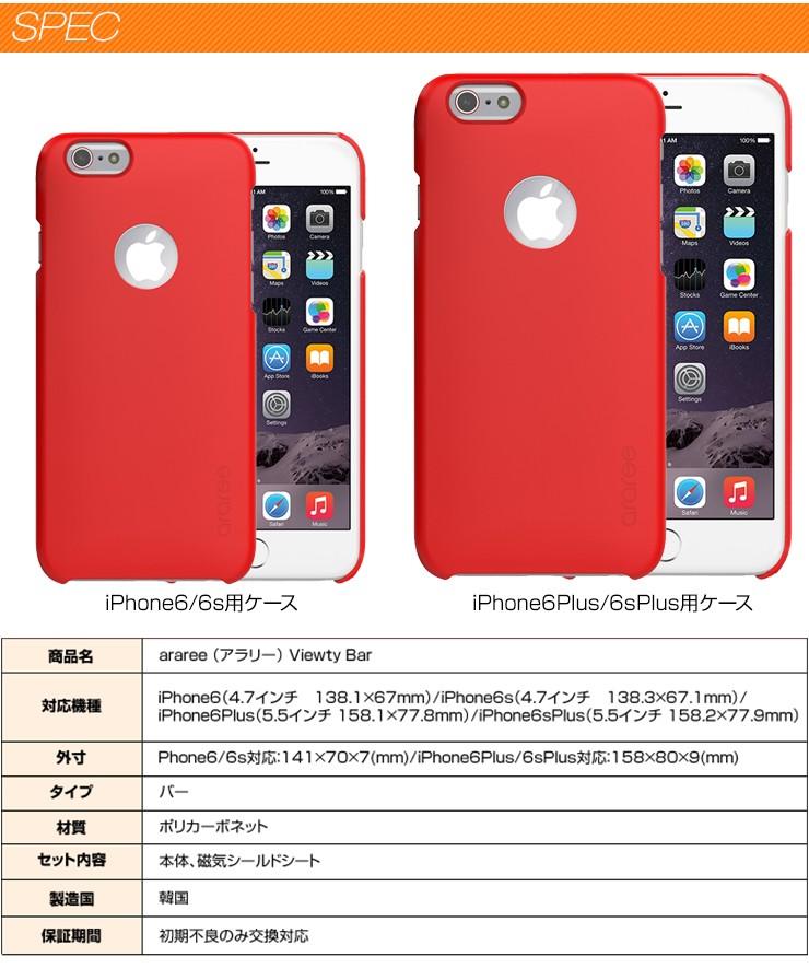 iPhoneがおサイフケータイに ICカード収納ケース araree (アラリー) Viewty Bar
