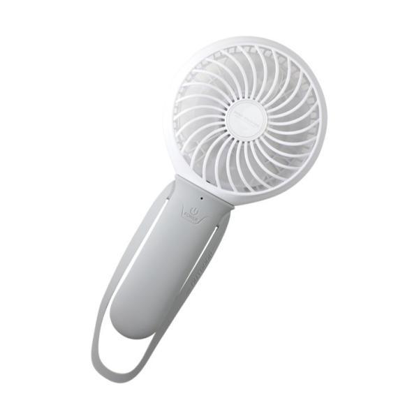 ハンディファン 扇風機 ベビーカー 車 クリップ ハンディ 充電式 USB モバイルバッテリー 持ち運び おしゃれ 静か 強力 ポータブル ミニ 手持ち Qurra クルラ|coroya|21