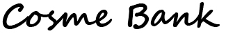 Cosme Bank ロゴ