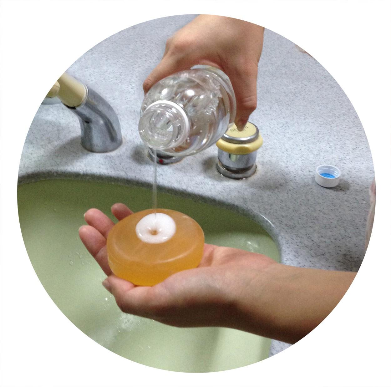 飲むだけじゃない!?九州大分県久住山系天然水100%!強炭酸水の様々な活用法♪その①