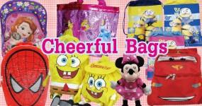Cheerful bags
