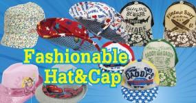 Fashionable Hat&Cap