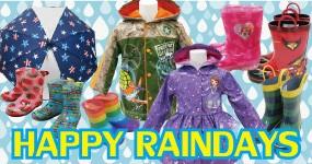 HAPPY RAINDAYS