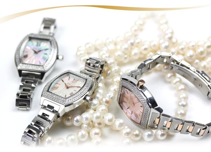 アランディベール女性レディース腕時計