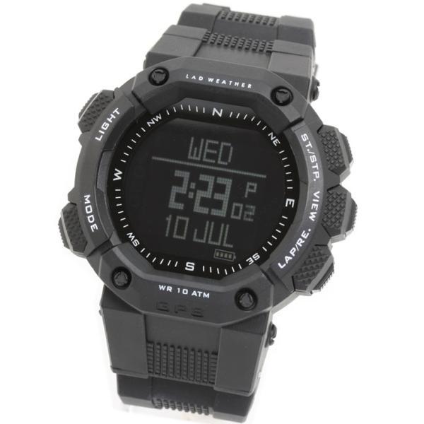gps機能付き 時計 登山におすすめ 高度計 方位計を搭載したアウトドア 腕時計 メンズ|courage|11