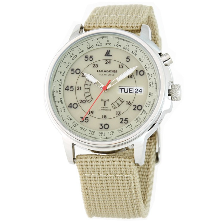 腕時計 メンズ 電波ソーラー腕時計 電波時計 ソーラー 電波 時計|courage|16