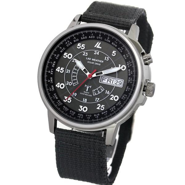 腕時計 メンズ 電波ソーラー腕時計 ブランド ソーラー 電波 時計|courage|14