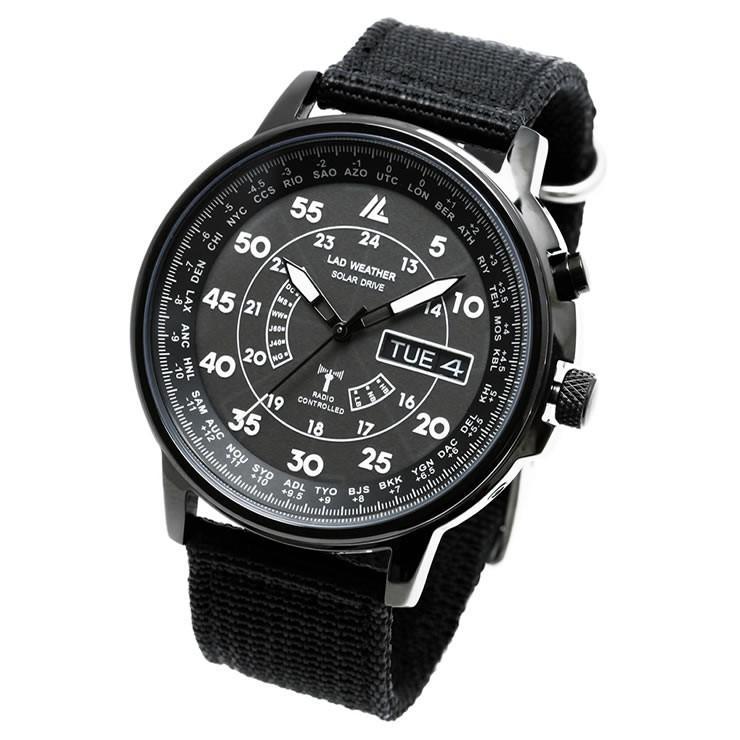 腕時計 メンズ 電波ソーラー腕時計 電波時計 ソーラー 電波 時計|courage|17