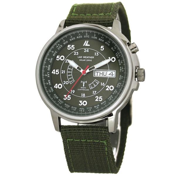 腕時計 メンズ 電波ソーラー腕時計 ブランド ソーラー 電波 時計|courage|15