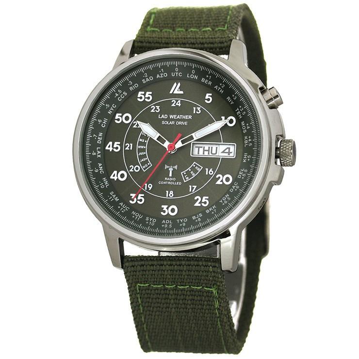 腕時計 メンズ 電波ソーラー腕時計 電波時計 ソーラー 電波 時計|courage|14