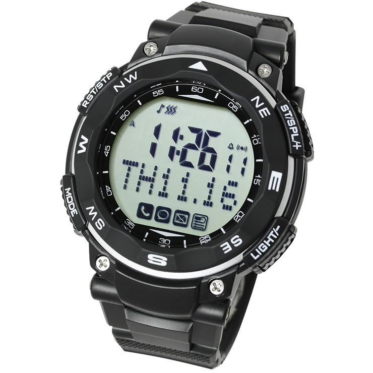 スマートウォッチ 腕時計 メンズ レディース 時計 デジタル時計 歩数計 睡眠|courage|15