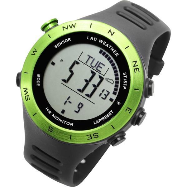 c1a093625c デジタルウォッチ アウトドア 腕時計 メンズ 高度計・気圧計・歩数計・心拍計を