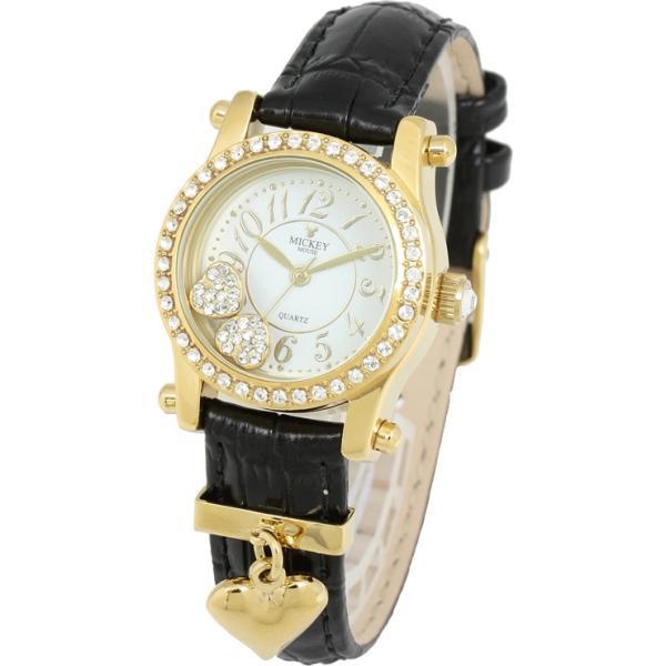 腕時計 レディース ミッキー ディズニー スワロフスキー ジュエリーウォッチ 送料無料 disney_y courage 11