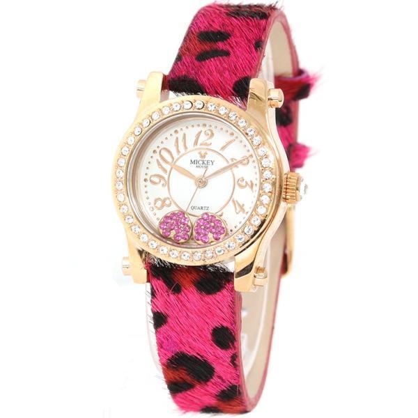 腕時計 レディース ミッキー ディズニー スワロフスキー ジュエリーウォッチ 送料無料 disney_y courage 21
