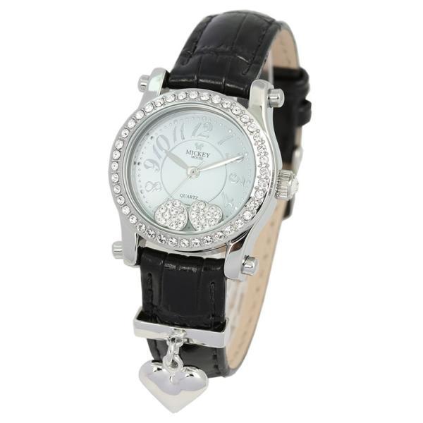 腕時計 レディース ミッキー ディズニー スワロフスキー ジュエリーウォッチ 送料無料 disney_y courage 16