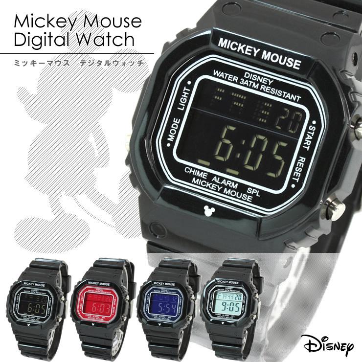 ディズニー腕時計ミッキーマウス