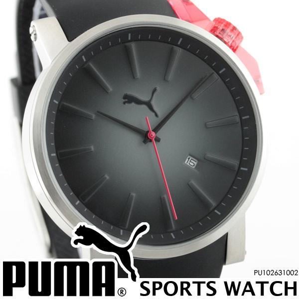 brand new 3594e 2fc9c PUMA プーマ メンズ腕時計 スポーツ PU102631002