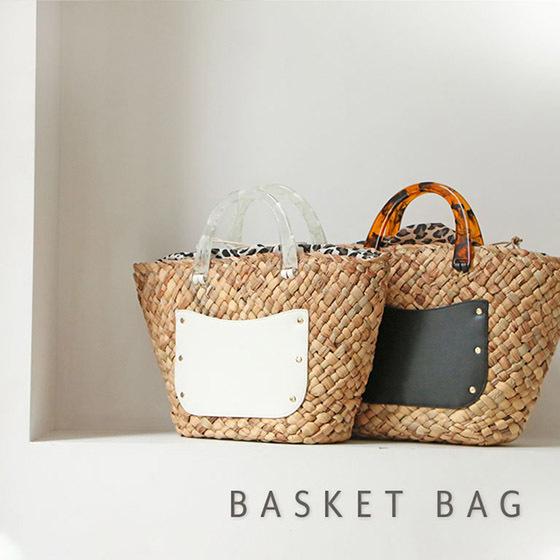 【notch.】Basket Bag バスケット バッグ
