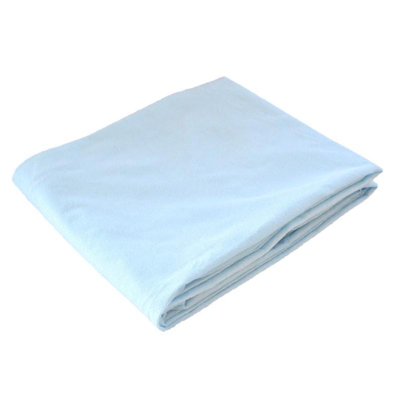 防水シーツ シングル 100×205 おねしょシーツ 綿100% パイル 洗える 介護用 送料無料|coyoli|14