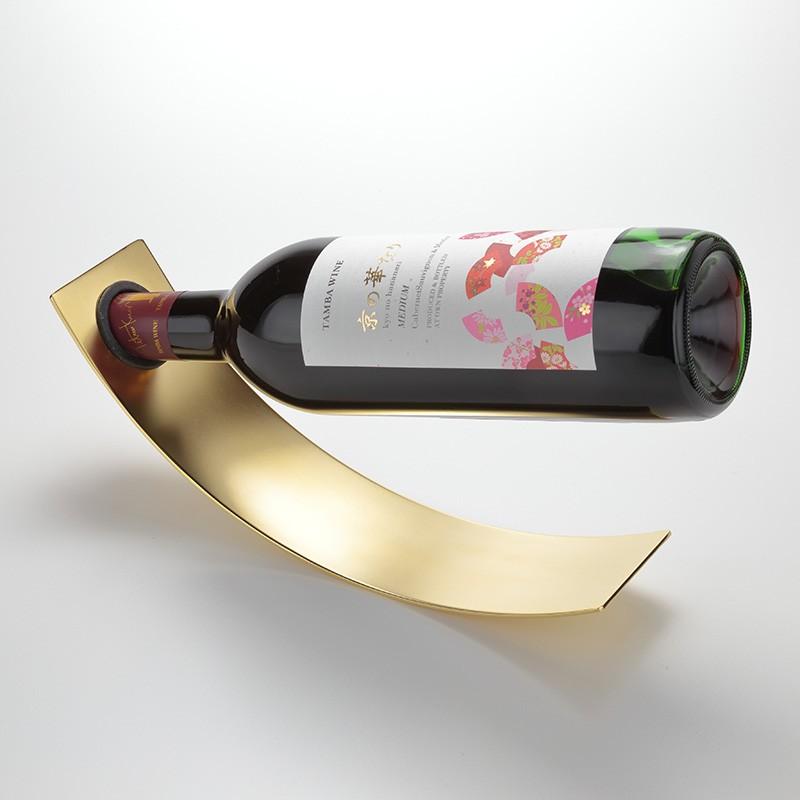 快気内祝いにワインホルダー
