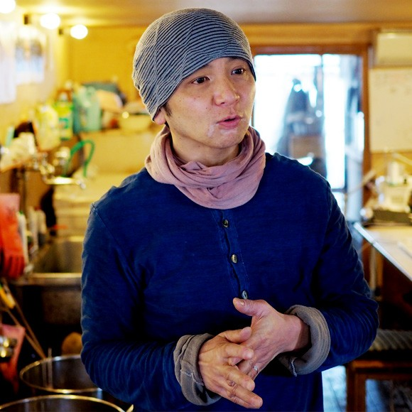 作り手インタビュー ~創作の現場から~ 手染メ屋・青木正明さん