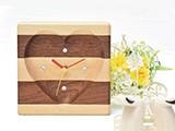 ハグ時計 (ブライダル時計)