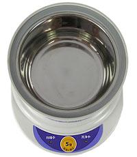 超音波洗浄器 US-350S 【上部からの洗浄槽】