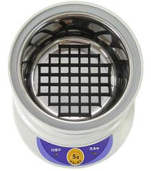 超音波洗浄器 US-350S 【当店オリジナル下敷きマット進呈します】