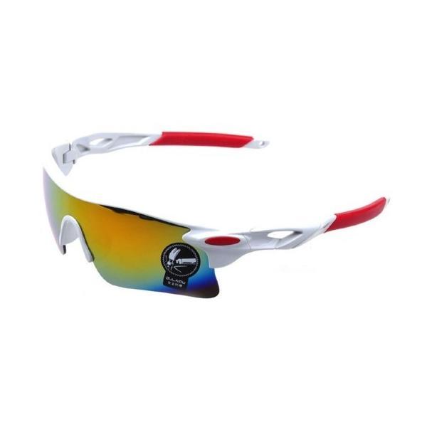 スポーツサングラス サングラス UVカット 超軽量 アウトドア 野球 ゴルフ サイクリング メンズ レディース 釣り|creez|08