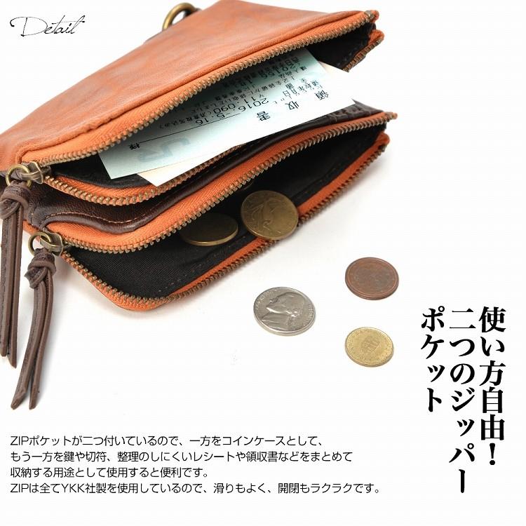 DEVICE gland 二つ折り財布 / さいふ / メンズ / ウォレット