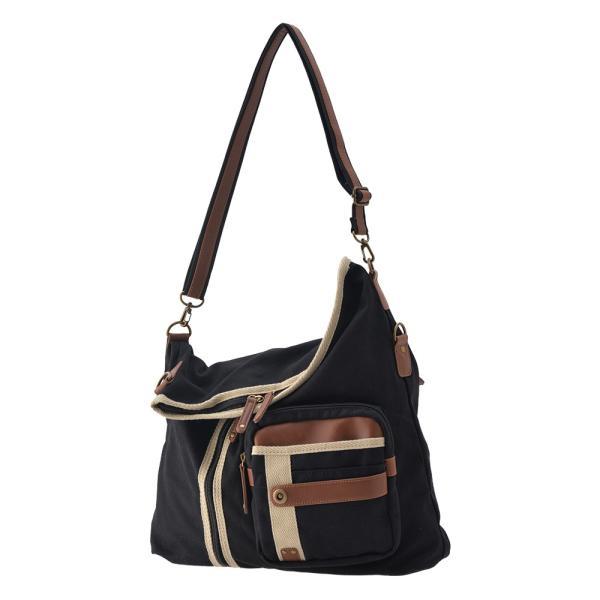 メンズ ショルダーバッグ 2Wayバッグ メッセンジャーバッグ バッグ 口折れ 斜めがけ バック DEVICE かばん 鞄 帆布バッグ A4 ブランド 斜め掛け|crosscharm|15