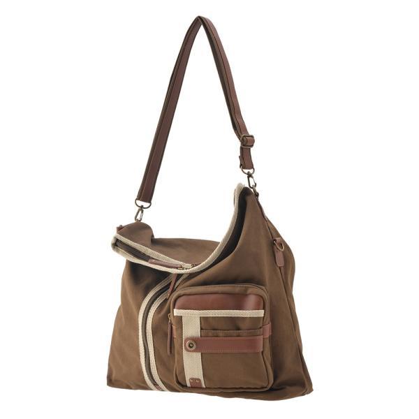 メンズ ショルダーバッグ 2Wayバッグ メッセンジャーバッグ バッグ 口折れ 斜めがけ バック DEVICE かばん 鞄 帆布バッグ A4 ブランド 斜め掛け|crosscharm|17