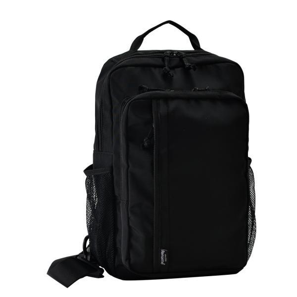 ボディバッグ メンズ メッセンジャーバッグ ボディーバッグ ワンショルダー バック 軽量 ナイロン 大容量 迷彩柄 ブラック 黒 かばん アウトドア A4 大きめ|crosscharm|15